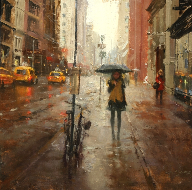 Hsin - Yao Tseng - Alone in Soho