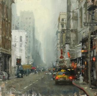 Hsin - Yao Tseng - Downtown Fog