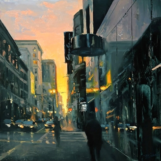 Hsin - Yao Tseng - Walk in the Sunset 2