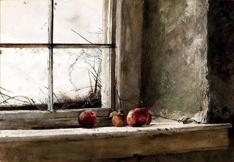 Andrew Wyeth - Frostbitten