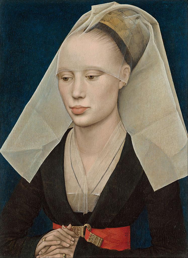 Rogier van der Weyden - Portrait of a Lady