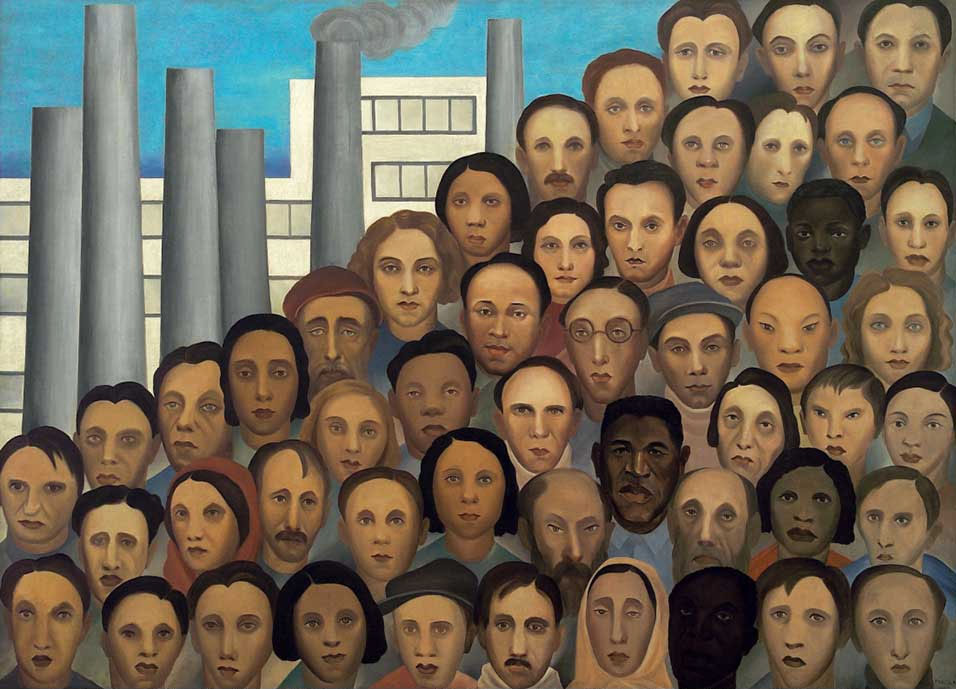 Tarsila do Amaral - Workers