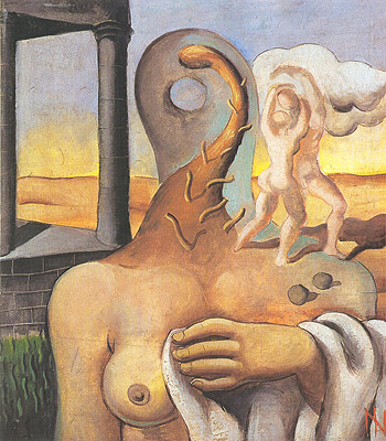 Ismael Nery - Desire for Love