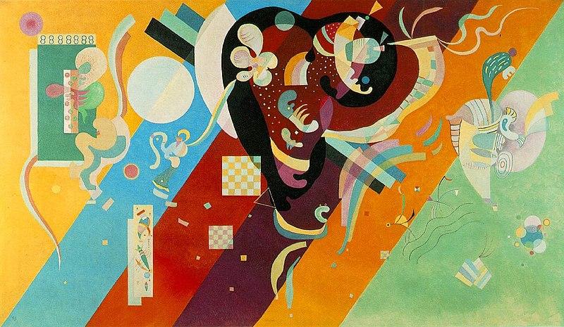 Wassily Kandinsky - Composition IX (1936)