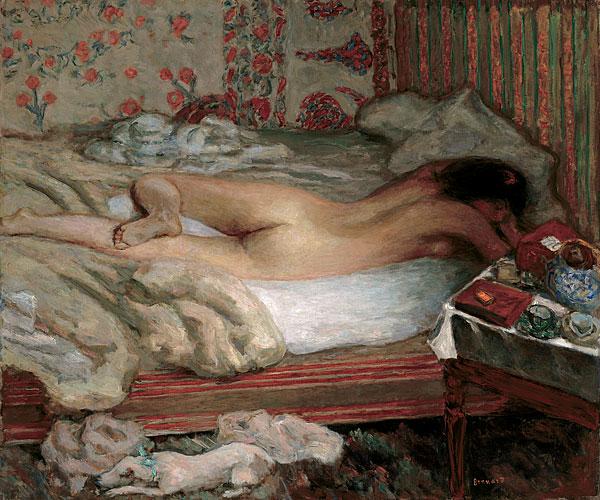 Pierre Bonnard - Siesta