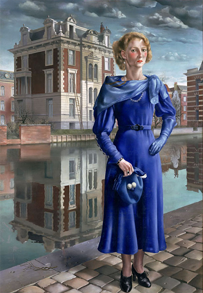 Carel Willink - Wilma (1932)