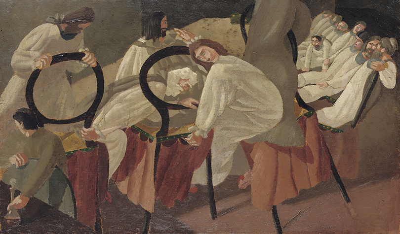 Stanley Spencer - The Last Supper 1922