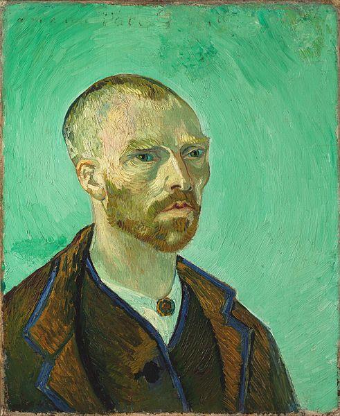 Vincent van Gogh - Self-Portrait Dedicated to Paul Gauguin (1888)