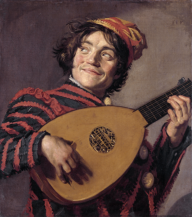 Frans Hals – The Lute Player (1632)