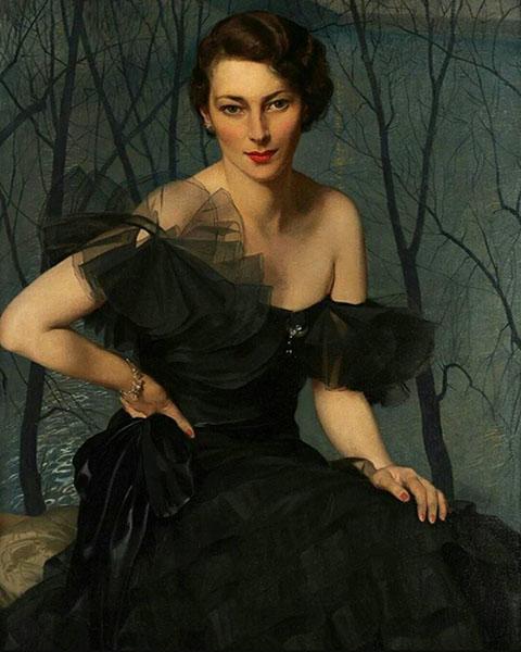 Herbert James Gunn - Pauline in Paris (1936)