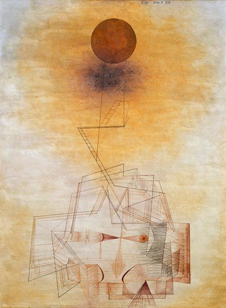 Paul Klee - Grenzen des Verstandes