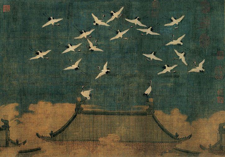 auspicious-cranes-detail